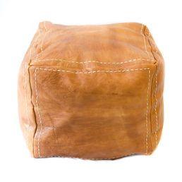 ZH square pouf
