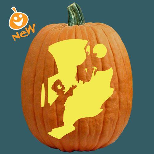 27 best Fairytale Pumpkin Carving Patterns images on Pinterest ...
