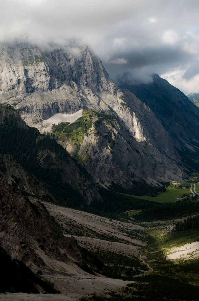 tyrolean valley, achensee region of austria | nature + landscape photography