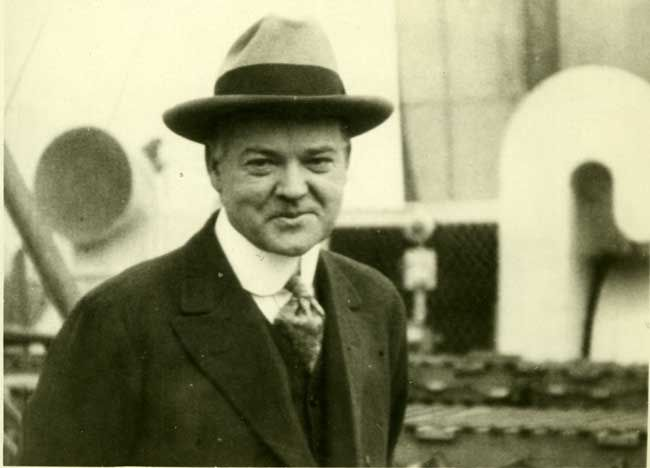 7 Presidential Facts about Herbert Hoover