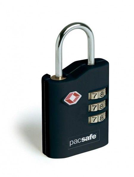 Pacsafe TSA lock. Like keeping your stuff safe? We do too.