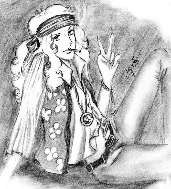M Como Transformarse y ser Hippie por un dia <sub>Regresion</sub> - enrHedando