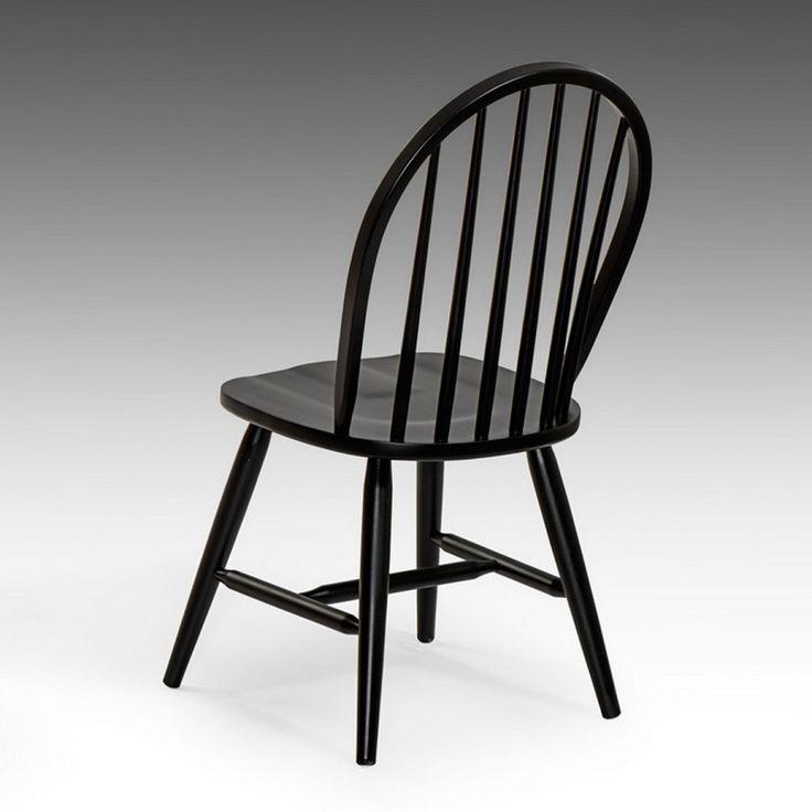 Sedia in legno schienale ovale - Arco