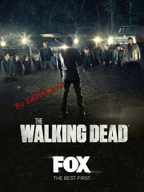 The Walking Dead 7° Temporada 2017 Torrent – HDTV | 720p | 1080p LEGENDADO | Ed100sono filmes e Series