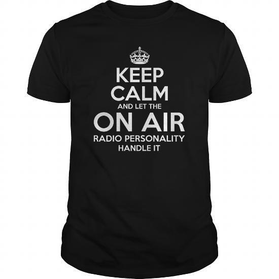 Awesome Tee  On Air Radio Personality T-Shirts #tee #tshirt #named tshirt #hobbie tshirts # Air