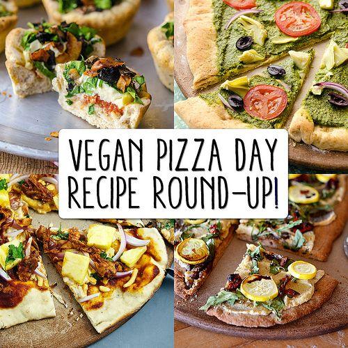 Vegan Pizza Day Round-Up!