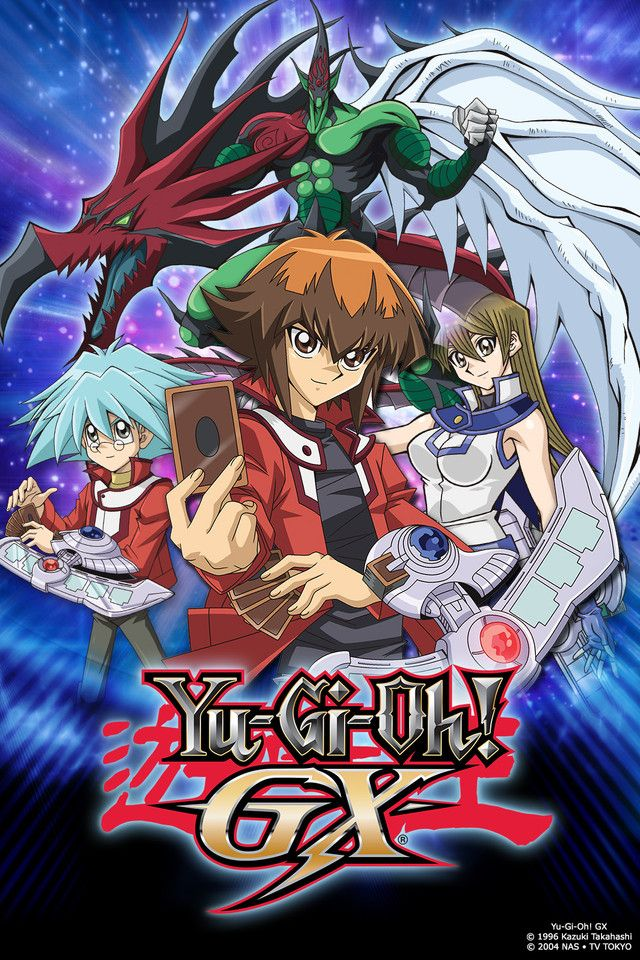Crunchyroll - Yu-Gi-Oh! GX Full episodes streaming online for free