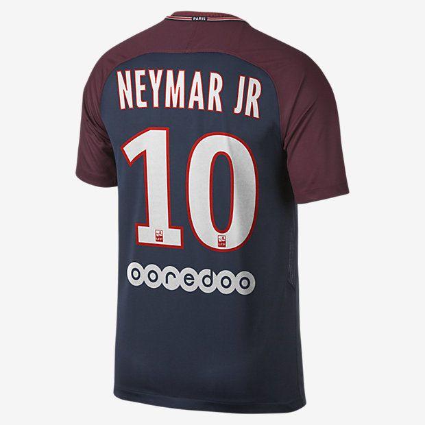 Maillot de football 2017/18 PSG Neymar Jr Nike pour Homme