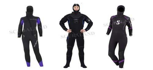 La Combinaison de plongée ou vêtement en néoprène, comment choisir ? En fonction du lieu de la plongée, le plongeur opte pour une combinaison humide, semi-étanche ou étanche...