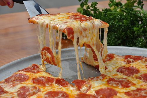 Pizza: Inspiration Pictures, Food Blog, Chorizo, Sweet Recipes, Pepperoni, Eating Healthy, I Love Pizza, Delicious Food, Crusts