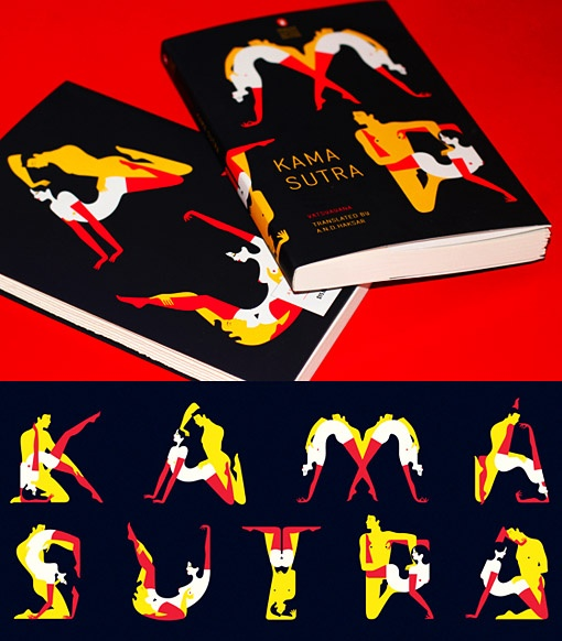 Kama Sutra by Malika Favre (The selected cover)