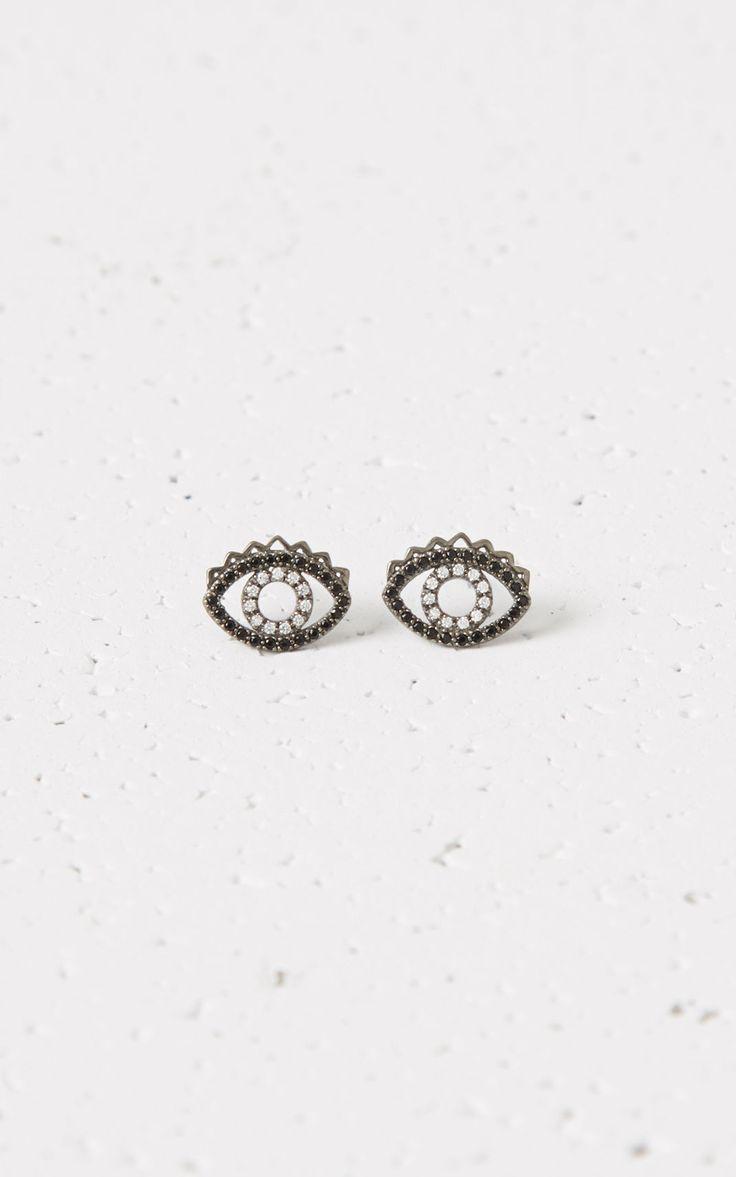 Mini Eye earrings for Accessories Kenzo | Kenzo.com