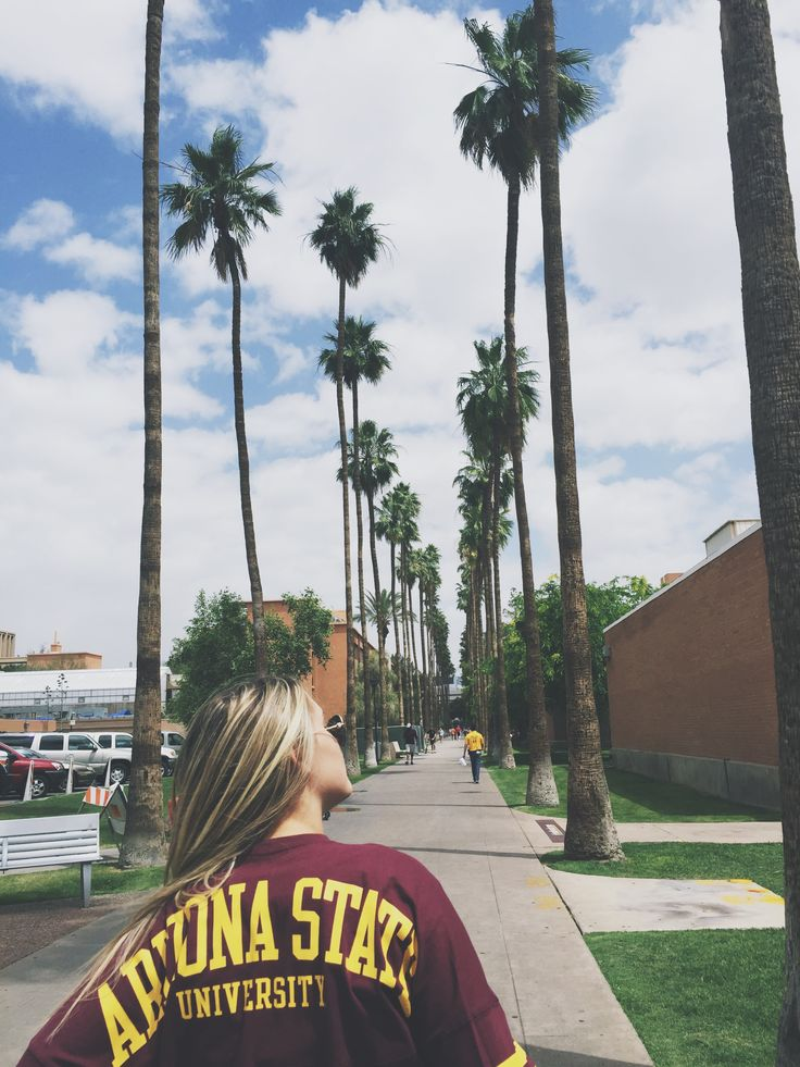 Arizona State University in Tempe, AZ