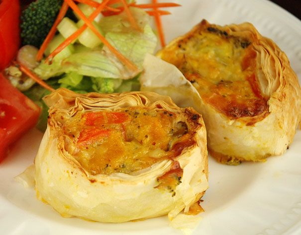 Turn Leftover Veggies into a CHEESY VEGETABLE ROLL - recipe
