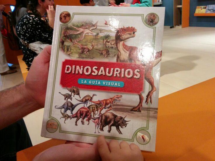 Dinosaurios, la guía visual, editorial San Pablo, FDLM14