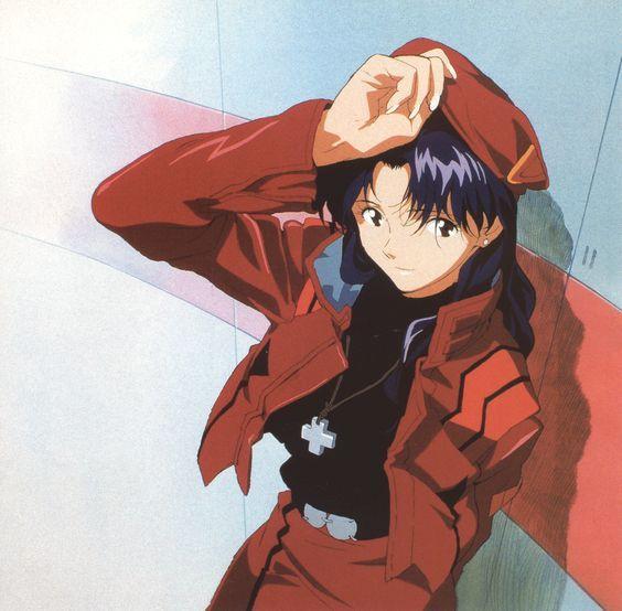 Misato Katsuragi, Neon Genesis Evangelion