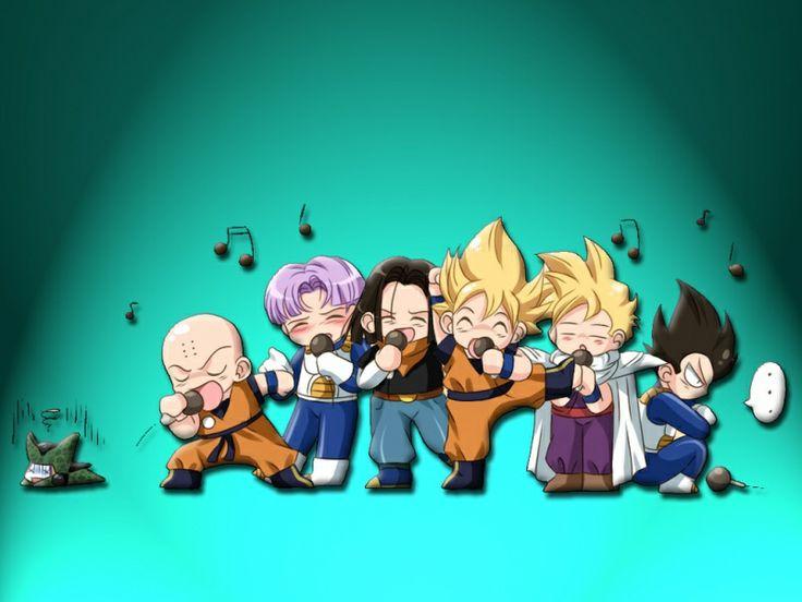 Dragon Ball Z lol too funny