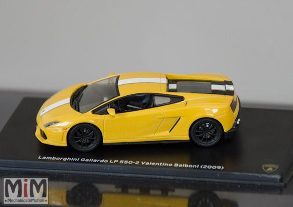 Hachette Lamborghini Collection   Lamborghini LP 550-2 Valentino Balboni