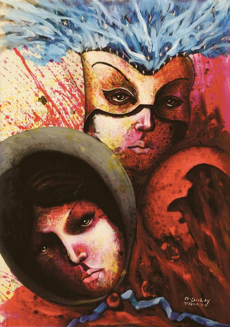 Madame con el acreedor - Angelo Dulay