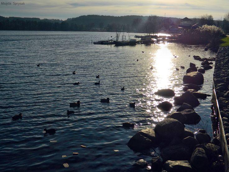 Chodzież Lake
