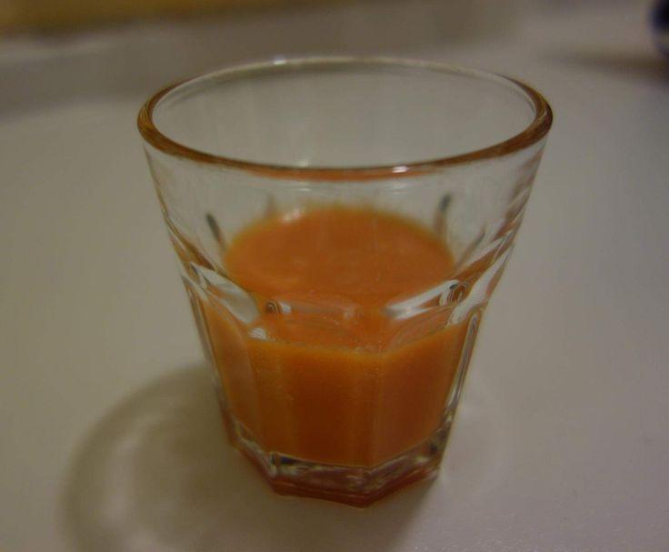 Möhren-Apfel-Orangen-Smoothie