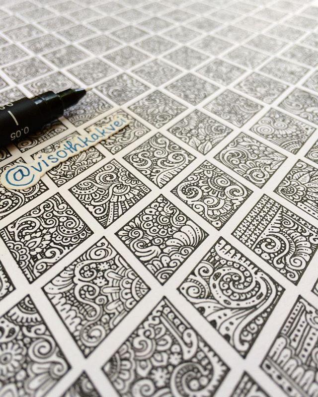 Patience empowers me #tb #art #drawing #original #visothkakvei