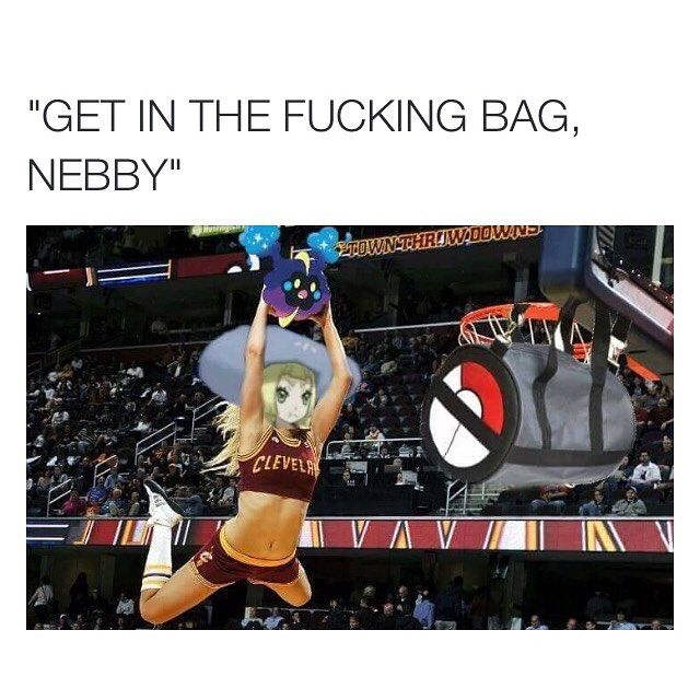 Who would win? 10 Trillion bags or Nebby? 5 bucks on Nebby