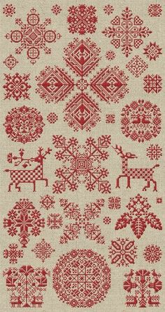 karelian embroidery