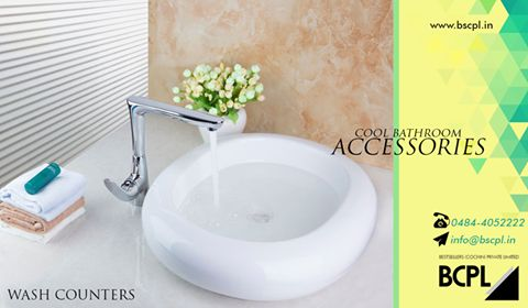 Are you Looking for Cool Bathroom Accessories? Here it is.. #BSCPL #Bathroom #Accessories  Visit : www.bscpl.in ... See More