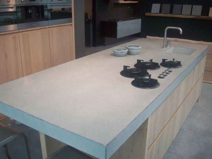 25 beste idee n over houten keuken werkbladen op pinterest for Inspiratiehuis echt