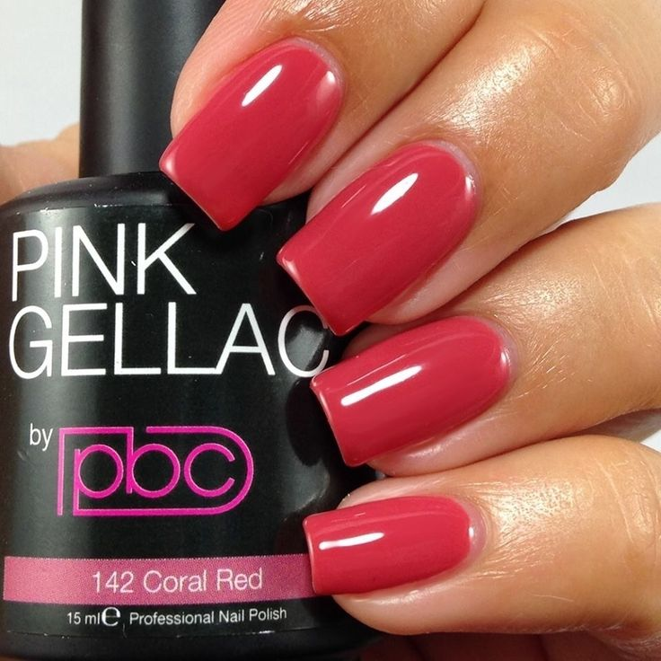 52 best All 50 Pink Gellac Colors images on Pinterest | Nail polish ...