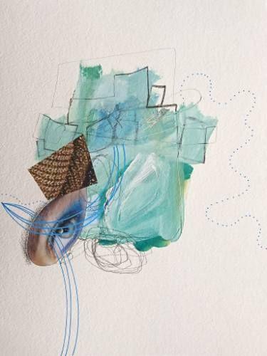 "Saatchi Art Artist Sander and Marijah; Collage, ""03.07.10.16 - III.II.XII.XVI"" #art"