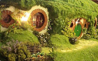 Des maisons de Hobbit en France - Prenons le temps
