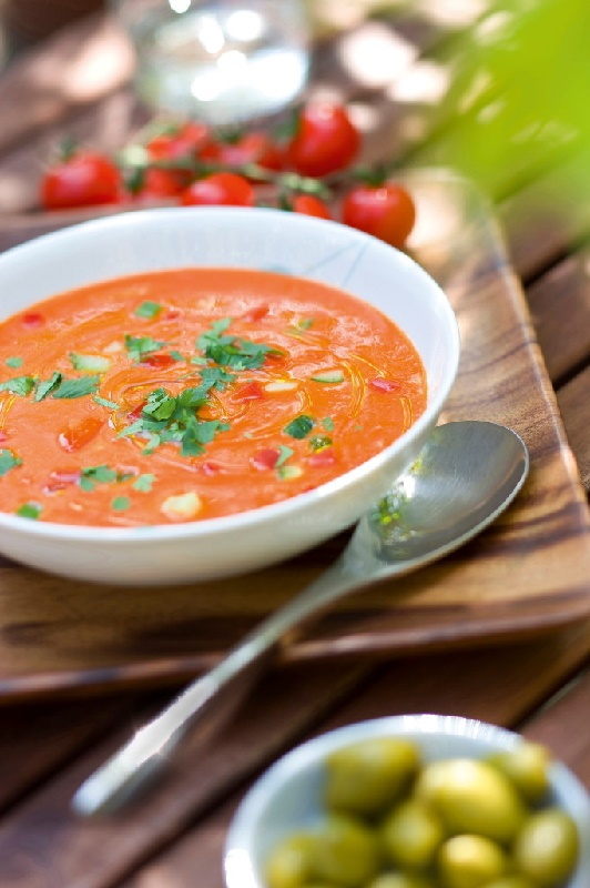 17 Best Ideas About Gaspacho Tomate Concombre On Pinterest Gaspacho Concombre Gaspacho De