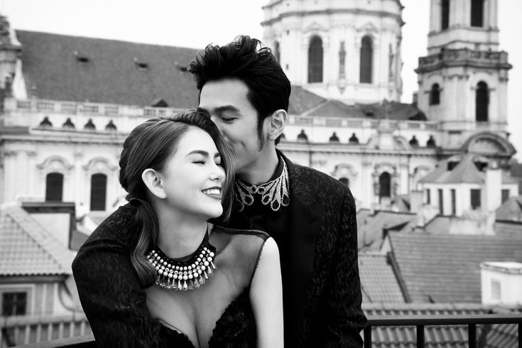 Jay Chou and Hannah Quinlivan Pre wedding Photos