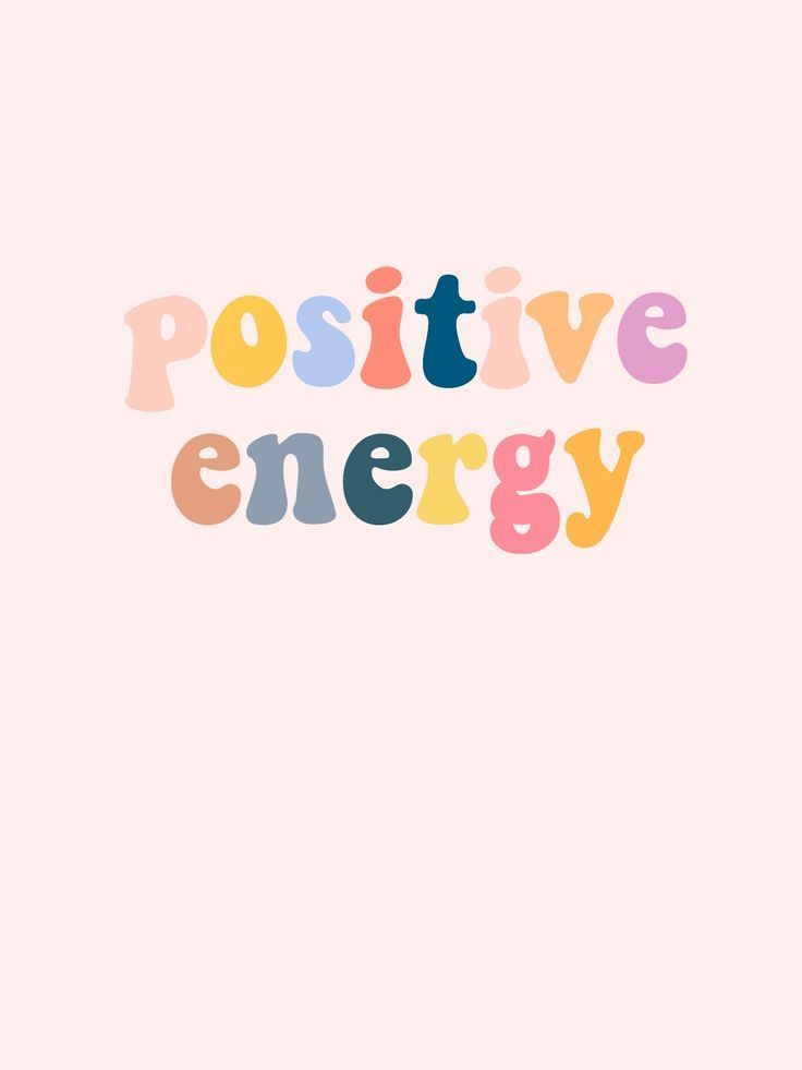 Positive Energy Positivity Inspirational Quotes Happy Words