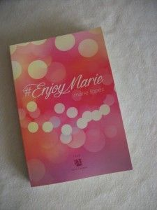 couverture livre #enjoymarie de enjoyphoenix marie lopez a toutes les marie du monde