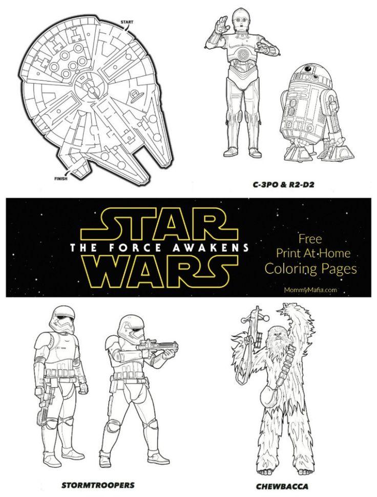 Star Wars The Force Awakens Free