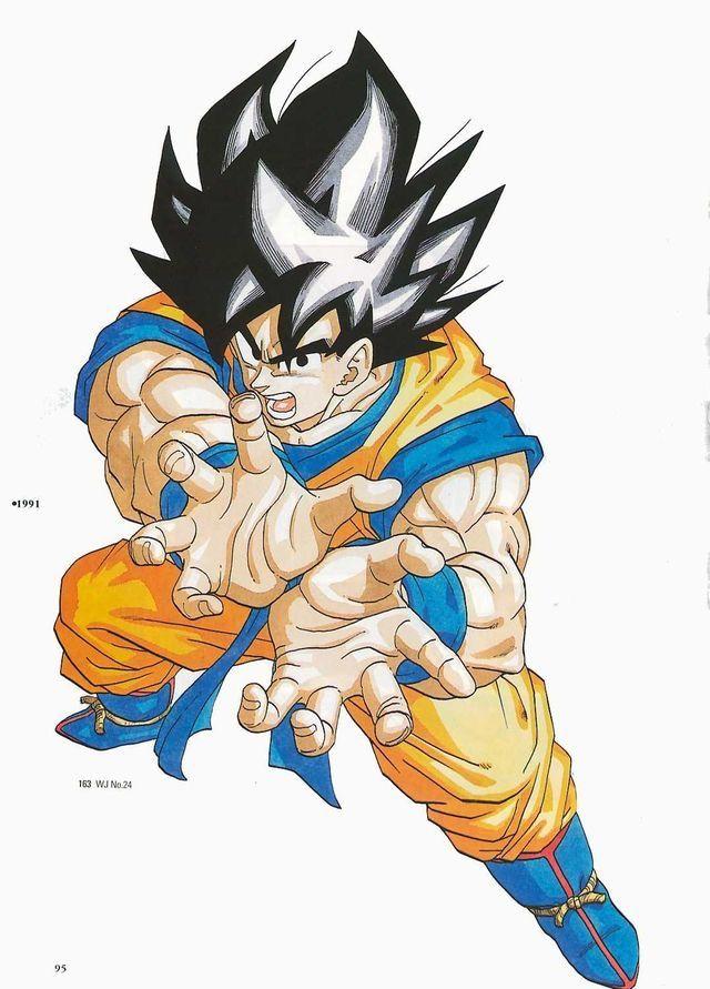 Pin De Isaac En Dragon Dragon Ball Gt Dragon Ball Y