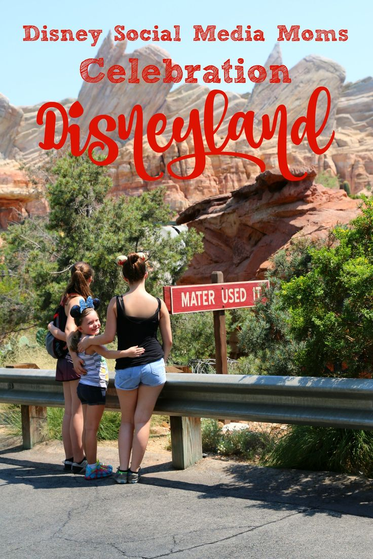 Last Wednesday we all headed up to our home away from home…Disneyland! It was…