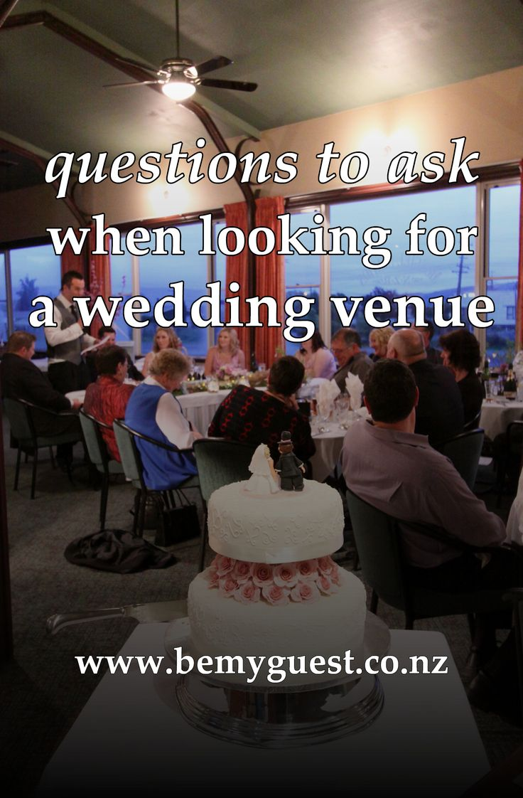 44 wedding venue questions to ask & tips (plus free printable question checklist to download!) http://www.bemyguest.co.nz/what-questions-should-i-be-asking-when-looking-for-a-wedding-venue/