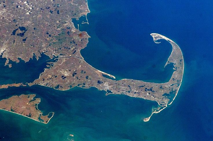 Where Is Cape Cod | cape cod by nasa flickr creative commons