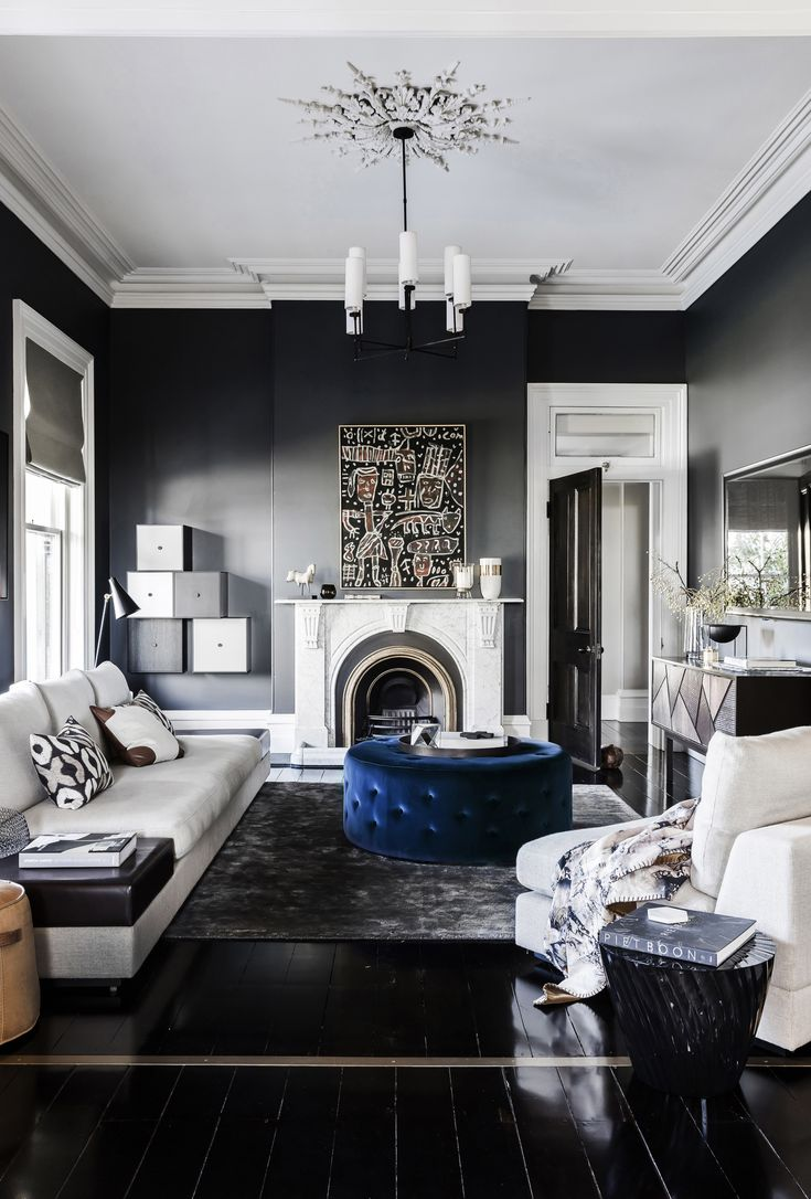 Stylish revamp of a heritage listed home in brisbane in - Interior design courses brisbane ...