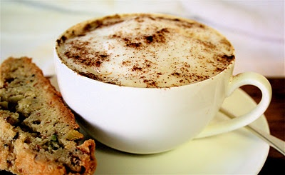 homemade chai....looks delicious, but it would be much faster to drive ...