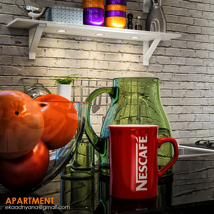 APARTMENT CONCEPT on Behance