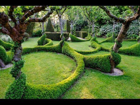 Лекция Ландшафтный дизайн и планировка сада (ч.2)