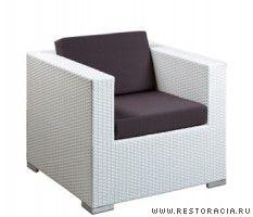 Кресло Бали W