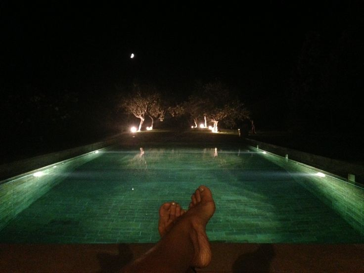 Tuscany evenings