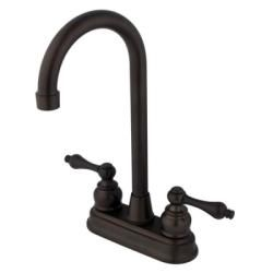 @Overstock - Enhance your kitchen decor with this Victorian bar faucet, which features a living oil rubbed bronze finish that will continue to look better as the faucet is used. This high quality faucet has a solid brass construction.http://www.overstock.com/Home-Garden/Oil-Rubbed-Bronze-Bar-Faucet/5946719/product.html?CID=214117 $54.99