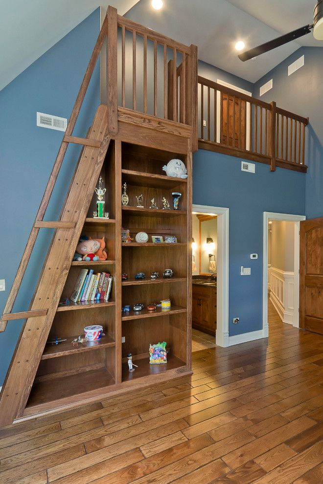 Best Astounding Loft Ladder Ideas To Apply At Your Home Tiny 400 x 300